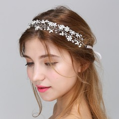 Beautiful Crystal/Pearl Headbands