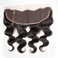 "13""*4"" 5A Body Human Hair Closure (Sold in a single piece)"