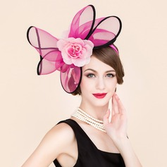 Dames Elegant Batist Fascinators