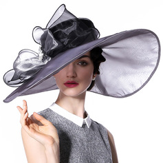 Ladies' Glamourous/Elegant/Handmade/High Quality Organza With Bowknot Kentucky Derby Hats/Tea Party Hats