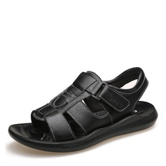 Men's Real Leather Casual Men's Sandals (262207983)