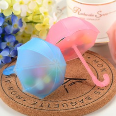 Lovely Umbrella Design Favor Boxes  (050053226)