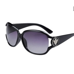 Polarized Chic Wayfarer Sun Glasses (201083479)