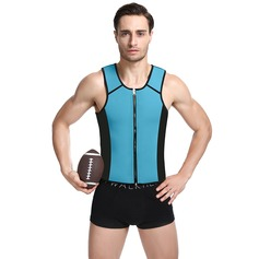 Men Classic Rubber Tanks And Camis/Sports Shapewear