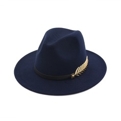 Unisex Fashion Felt Fedora Hat (196200488)