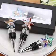 Lovely Starfish Shape Bottle Stoppers