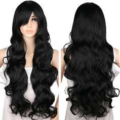 Loose Wavy Synthetic Hair Synthetic Wigs 250g