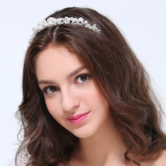 Ladies Hottest Alloy Tiaras With Rhinestone