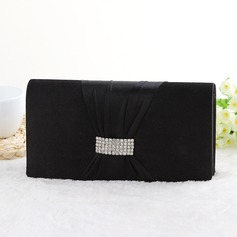 Elegant Velvet Clutches/Satchel