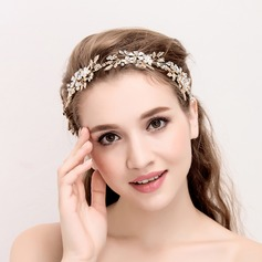 Ladies Magnificent Rhinestone/Alloy Headbands