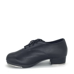 Unisex Microfiber Leather Tap Dance Shoes