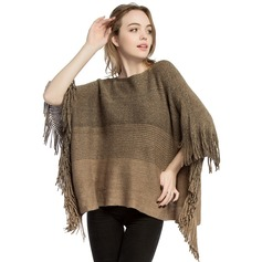 Oversized/attractive/Cold weather Cashmere Poncho