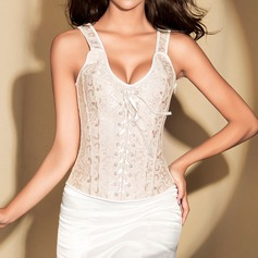 Polyester Strapless Shapewear