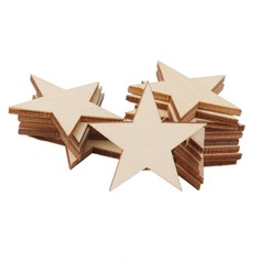 Creative Gifts Lovely Wooden  Gifts (Set of 10)