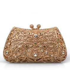 Charming Crystal/ Rhinestone Clutches/Bridal Purse/Luxury Clutches