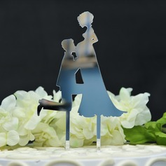 Baby On The Way Acrylic Cake Topper