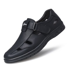 Men's Real Leather Casual Men's Sandals (262207972)