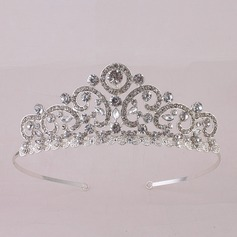 Elegant Alloy Tiaras (Sold in single piece)