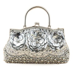Gorgeous Sequin Wristlets/Handbags/Top Handle