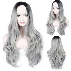 Loose Wavy Synthétique Perruques synthétiques 280g