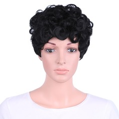 Curly Pixie Synthetic Wigs (Sold in a single piece)