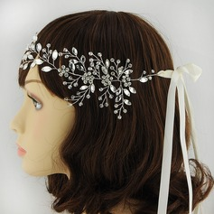 Ladies Special Alloy Headbands With Crystal (Sold in single piece)