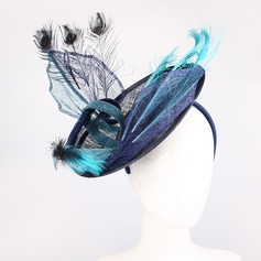 Ladies' Hottest/Artistic Cambric With Flower Fascinators/Kentucky Derby Hats