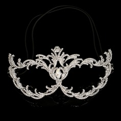 Ladies Fashion Alloy Masks