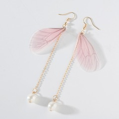 Exquisite Alloy Imitation Pearls With Imitation Pearl Women's Fashion Earrings