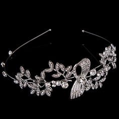 Unique Strass/Alliage Tiaras/Bandeaux