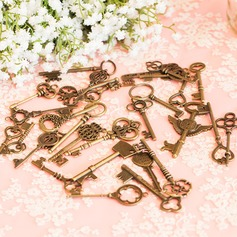 Attractive Zinc Alloy Decorative Accessories (set of 10)