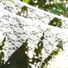 Simple/Classic/Triangle Lovely/Elegant Lace Wedding Ornaments