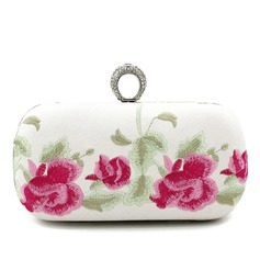 Delicate Silk Clutches