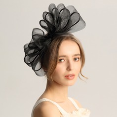 Ladies' Fashion/Special/Glamourous/Elegant/Unique/Fancy/Romantic/Vintage/Artistic Net Yarn Fascinators
