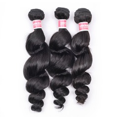 4A Loose Human Hair Human Hair Weave (Sold in a single piece)