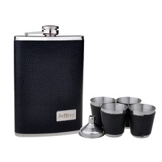 Personalized Elegant Stainless Steel Flasks (129061236)