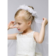 Organza Flower Girl / Communion Voiles (198117053)