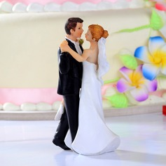 """Our Wedding Moment"" Resin Wedding Cake Topper"