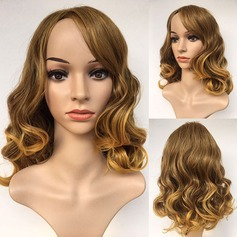 Loose Wavy Synthetic Hair Capless Wigs 200g