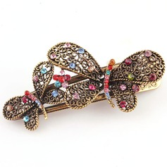 Bowknot Alloy Combs & Barrettes (Sold in single piece)