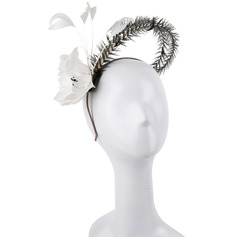Ladies' Simple/Nice/Pretty Feather With Feather Fascinators