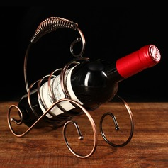 Traditional/Classic Plating Wine Rack