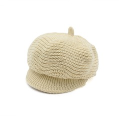 Unisex Lovely Cotton Beret Hat