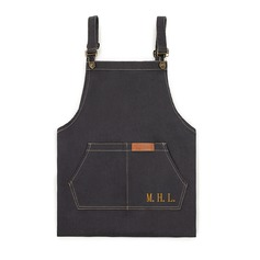 Country Classic Personalized Denim Apron