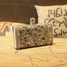 Charming PVC Clutches/Minaudiere