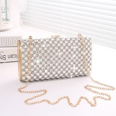 Fashional Crystal/ Rhinestone/PU Clutches
