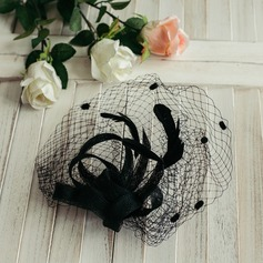 Ladies' Classic/Romantic With Tulle Fascinators