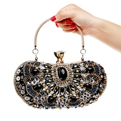 Gorgeous Crystal/ Rhinestone Clutches/Wristlets