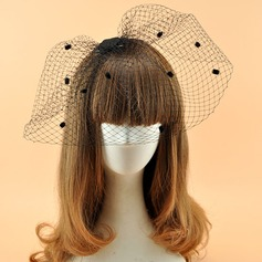 Damer' Elegant Batist Fascinators/Tea Party Hattar