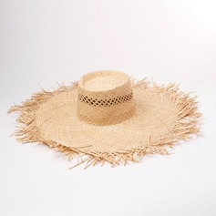 Ladies' Handmade/Hottest Rattan Straw Straw Hats/Kentucky Derby Hats